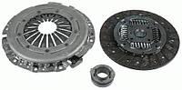 Сцепление хундай туксоне / Hyundai Tucson 04- /  Kia Sportage 2.0i CRDi 16V 4WD Valeo Франция 826843