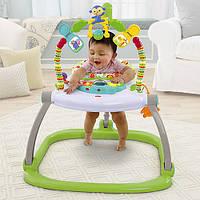 Портативное кресло-прыгунки Джунгли Fisher-Price