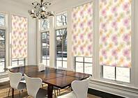 Рулонные шторы - Цветы