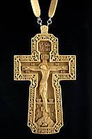 Крест наперсный иерейский №2 (деревянный)