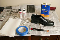 Как покрасить кожаную обувь и продлить ей срок службы?