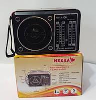 "Радіоприймач колонка ""NEEKA"" NK-203AC, фото 1"