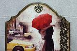 """Набір подарунковий """"Під парасолькою"""". Авторська ручна робота., фото 5"""