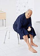 Стульчик в ванную без спинки белый, Ridder (Германия) A00601101