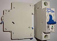 Автоматический выключатель КЭАЗ BM63-1p C 25а Курск