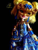 Блонди Локс Бал Коронации (Blondie Lockes Thronecoming)