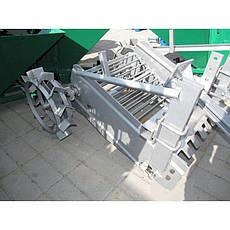 Картофелекопалка транспортерного типа для мотоблоков на 8, 10, 12 л. с., фото 2