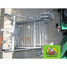Картофелекопалка транспортерного типа для мотоблоков на 8, 10, 12 л. с., фото 3