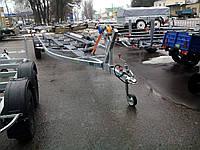 Прицепы для катеров. Рама 8,5м. Вес катера до 2,5т., фото 1