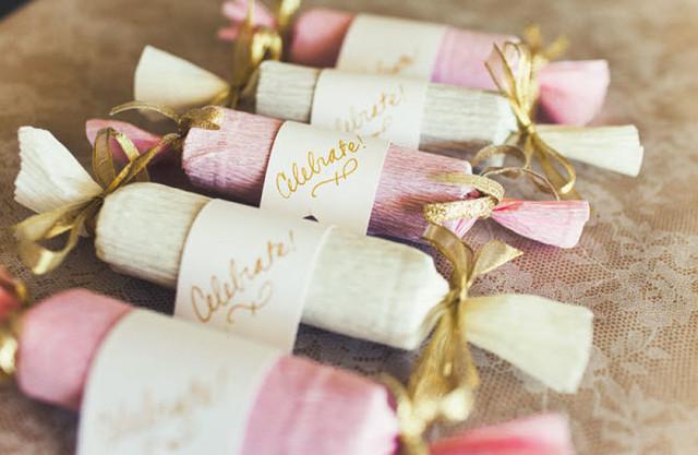 Бонбоньерки ― сувениры для гостей на свадьбу