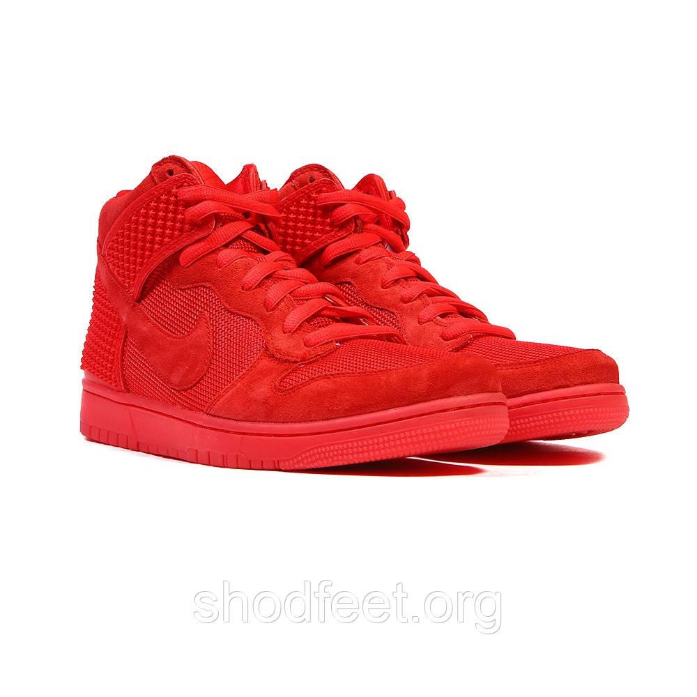 42bbe33b Кроссовки NIKE DUNK CMFT PRM RED , цена 1 460 грн., купить в ...