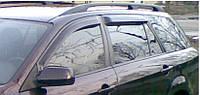Ветровики на окна тонкие (тониров.) EGR MAZDA 6 ESTATE/WAGON 2002-07#