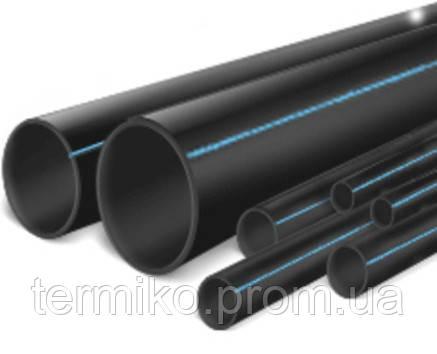 ПЭ-труба  Polymir черная д.40 PN6*2,0 (100/200) - Termiko в Харькове