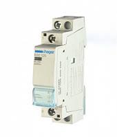 Контактор Hager ESC125 230 В/25A, 1 НО