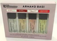 Подарочный набор с феромонами ARMAND BASI - 4шт по 15мл ABD