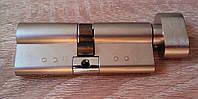 Abus D15 80мм(40х40) ключ/тумблер никель