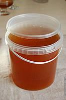 Ведро 1 литр с герметической крышкой для меда