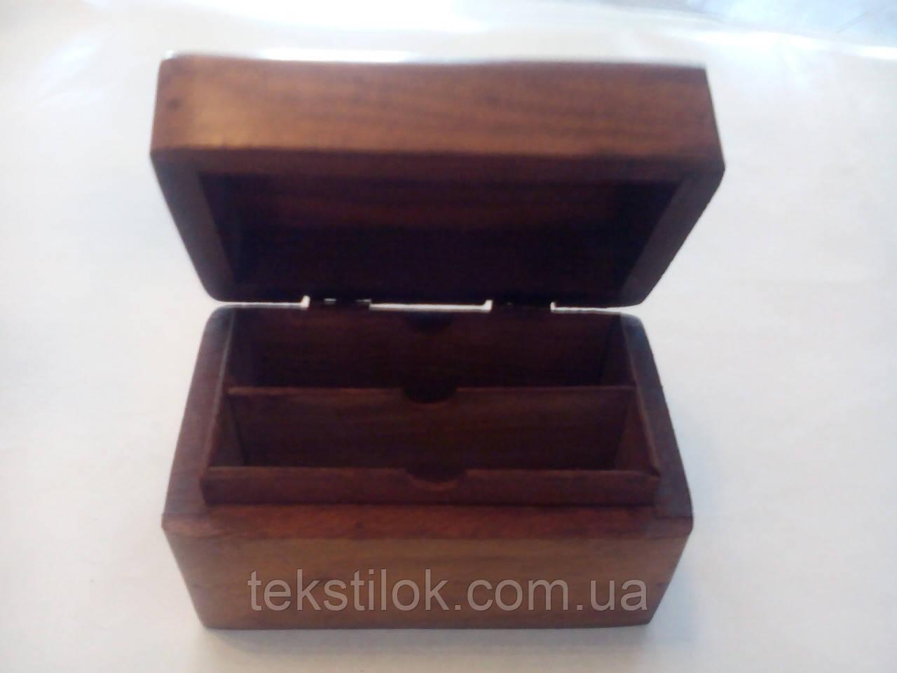 Скринька для дрібниць дерево