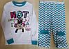 Фирменная пижама для девочки 3-4 года и 4-5 лет