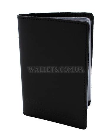 Документница для водительских прав VIVA черная