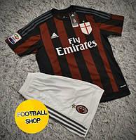 Футбольная форма 2015-2016 Милан (Milan) домашняя