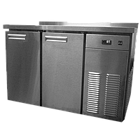 Стол холодильный среднетемпературный с распашными дверями 2дверный СХСР-2 (1400x600 см)