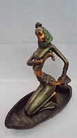 Статуэтка  Девушка в лодке, фото 1