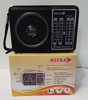 """Радиоприемник колонка """"NEEKA"""" NK-204AC, фото 1"""