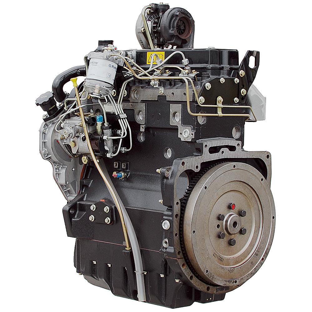 Ремонт двигателя Perkins 1004, 4.236, 6.234