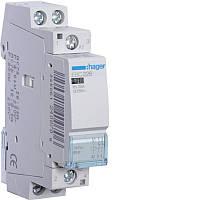 ESC226 Контактор Hager  230 В/25A, 2 НЗ
