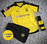 Футбольная форма 2015-2016 Боруссия Д (Borussia D) домашняя