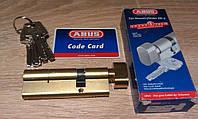 Abus D6 90мм(60х30) ключ/тумблер латунь