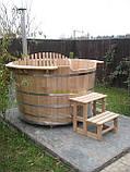 Офуро, японская баня для 3-4 человек, фото 3