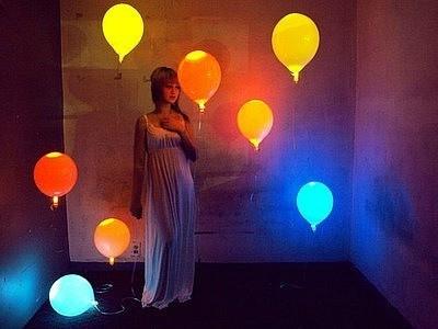 шарики светящиеся