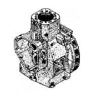 Блок цилиндра двигателя DL190-12 (Xingtai 120D, X12A.02.101)