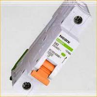 Автоматический выключатель NOARK 1P C10