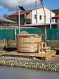 Офуро, японская баня для 4-5 человек, фото 5