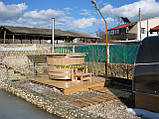 Офуро, японская баня для 4-5 человек, фото 6