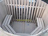 Офуро, японская баня для 4-5 человек, фото 7