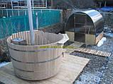 Офуро, японская баня для 4-5 человек, фото 8