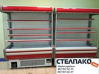 Холодильные регалы БУ