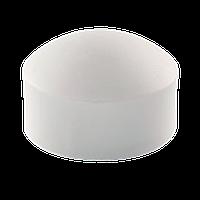 Заглушка для ппр 50 Tebo белая, фото 1