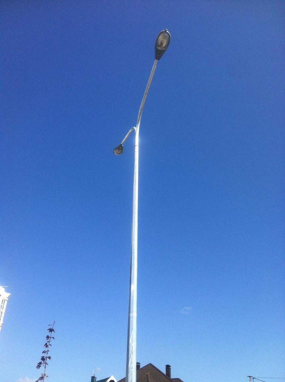 Опора гранёная 8 метрова