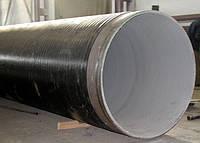 Трубы стальные для газопроводов с изоляционной лентой «термоспрут» по ТУ У 27.2-22815990-001:2005