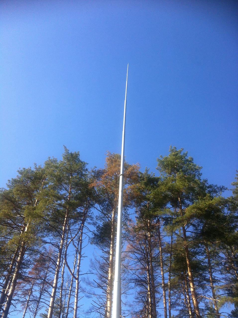 Молниезащита  15 метров