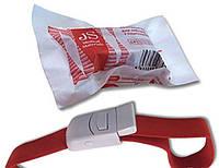 Жгут венозный трикотажный для забора крови с пластиковым карабином