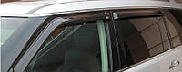 Ветровики на окна тонкие (тониров.) EGR NISSAN PATROL Y62 2010+ #