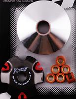 Вариатор передний (тюнинг) Honda DIO AF34 (медно-графитовая втулка, ролики латунь) KOSO