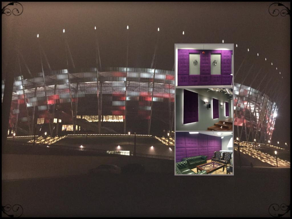 Национальный стадион в Варшаве (Stadion Narodowy)