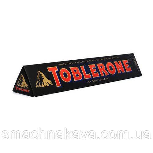 Темный шоколад Toblerone с медом, миндалем, нугой 100 gr